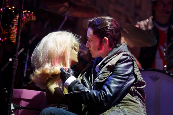 Hedwig & the Angry Inch Belasco Theatre